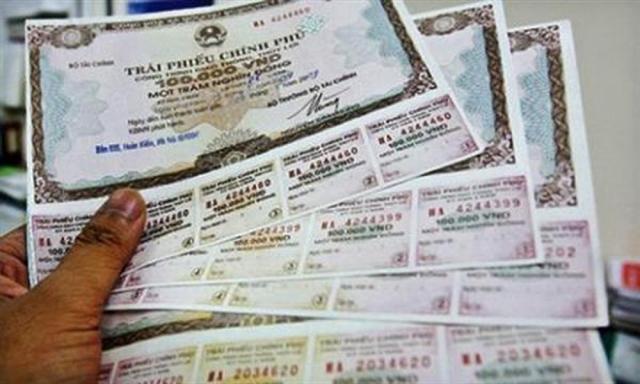 State Treasury raises VND4 trillion through G-bonds