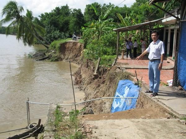 Quảng Trị needs 43m to prevent erosion
