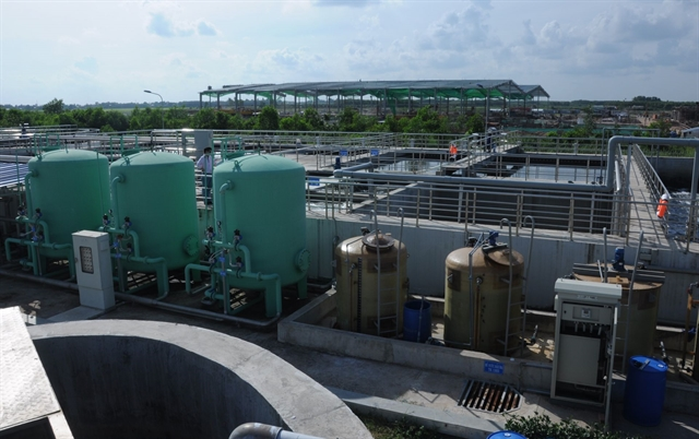 Tây Ninh issues document on wastewater treatment systems at industrial parks