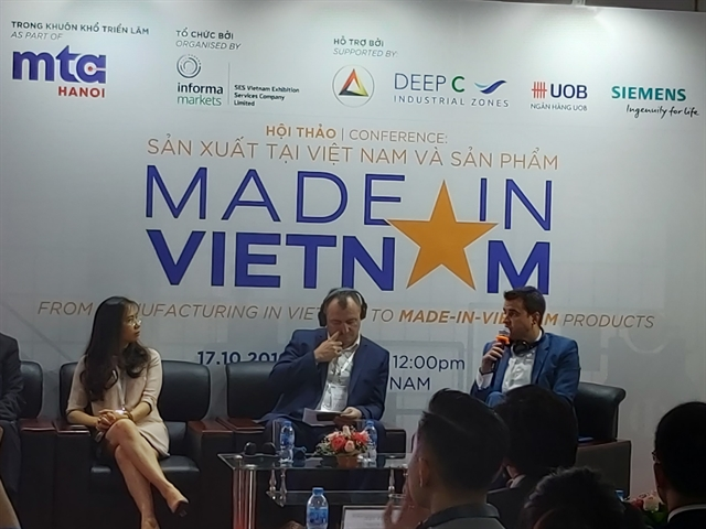 Việt Nam Asias new manufacturing hub
