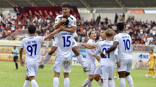 V.League 1: The relegation battle