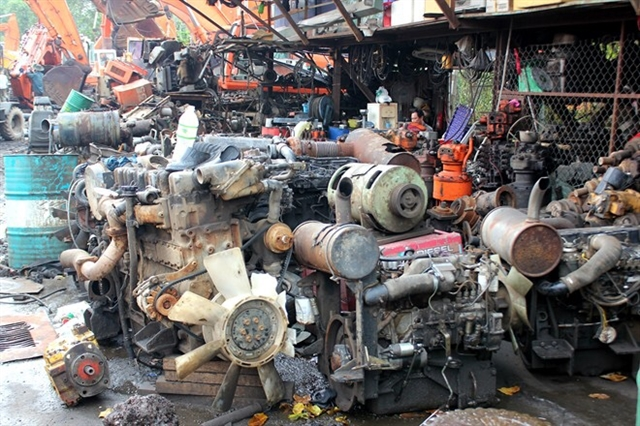 Việt Nam tightens imports of outdated machines