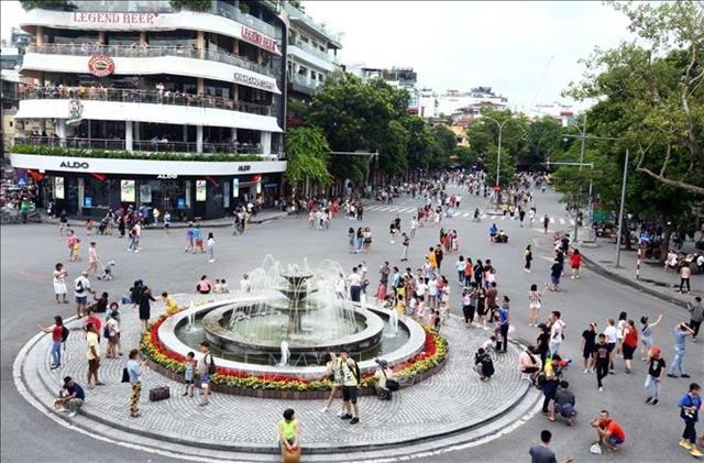 Hà Nội to expand pedestrian zone