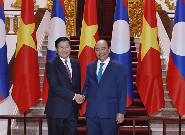 Việt Nam Laos issue joint statement