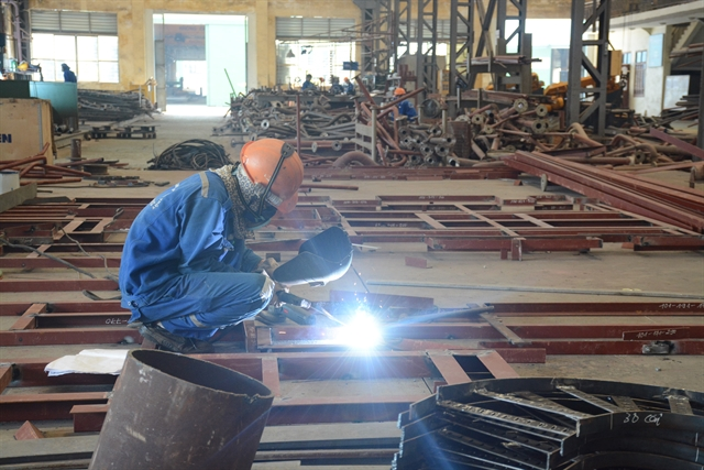 Shipbuilding industry short of skilled workers