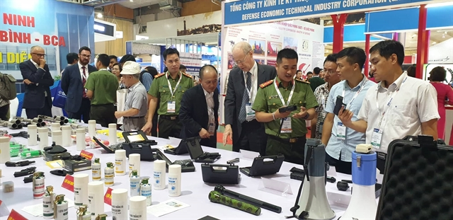 DSE Việt Nam 2019 showcases the most advanced tech