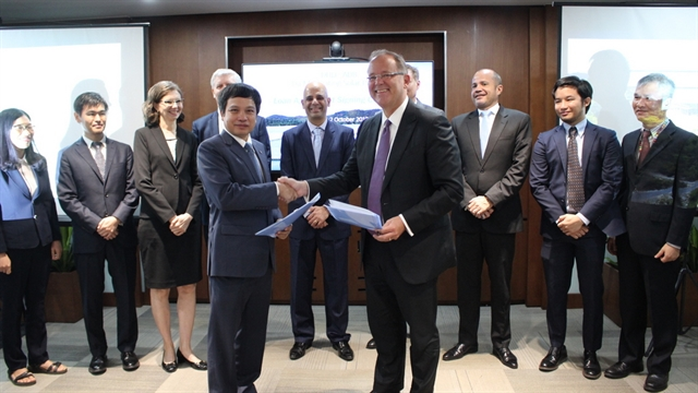 ADB and DHD sign 37m loan agreement for Southeast Asias floating PV solar project