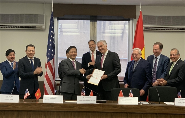 Việt Nam US establish comprehensive energy cooperation partnership