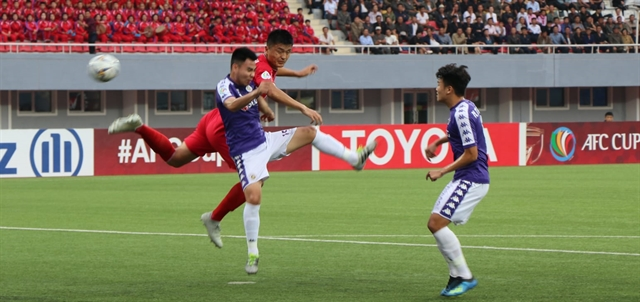 Hà Nội miss out on AFC Cup final