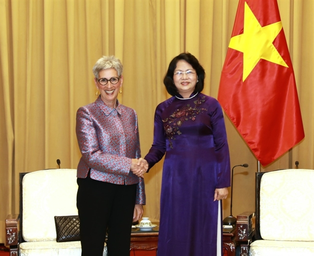 Việt Nam values strategic partnership with Australia: Vice President