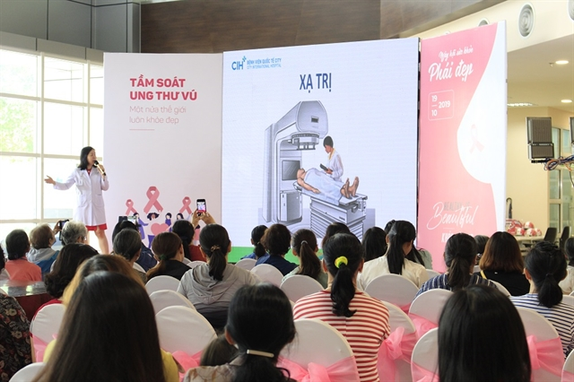 Breast cancer completely curable if detected early doctors assure at seminar