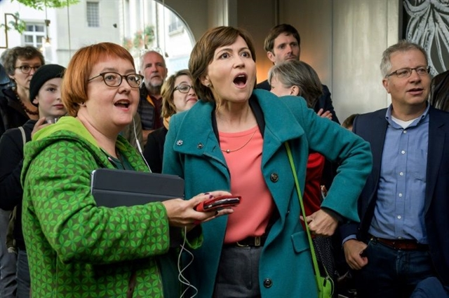 Green Party makes historic gains in Swiss vote