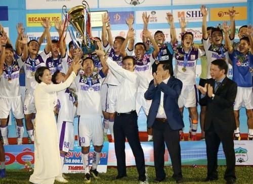 Hà Nội win national U21 title