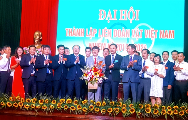 Thanh to take charge of wrestling federation