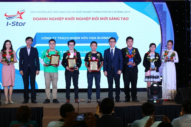 HCM Citys annual I-Star Awards honour innovation start-ups