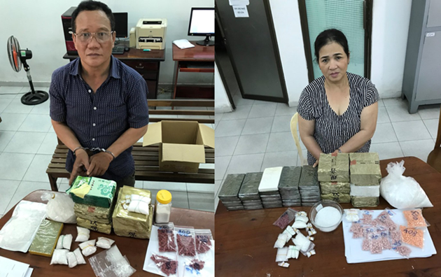 Eight to be prosecuted for drug trafficking