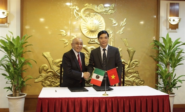 Việt Nam Mexico to boost agriculture and seafood co-operation