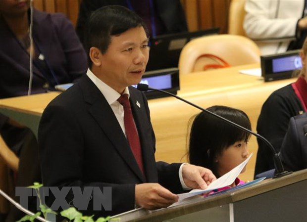 Việt Nam active at UN discussions on human rights
