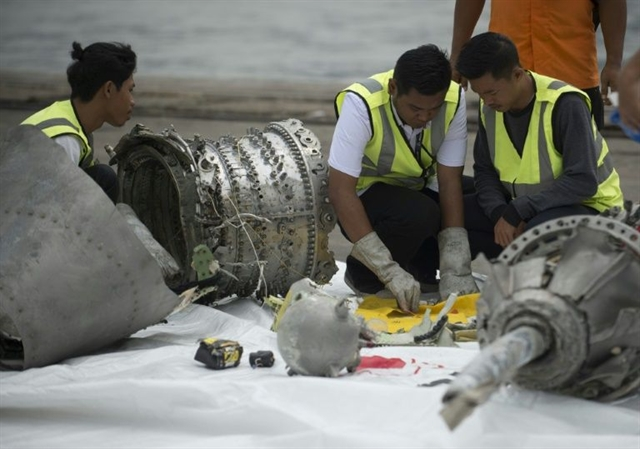 Lion Air families to meet Indonesia safety agency ahead of report