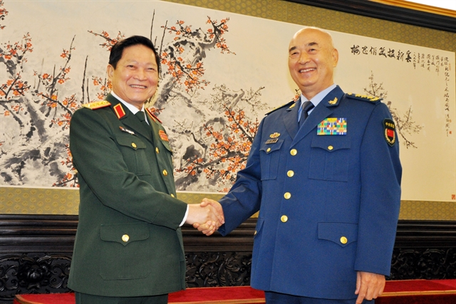 Việt Nam China forge defence cooperation