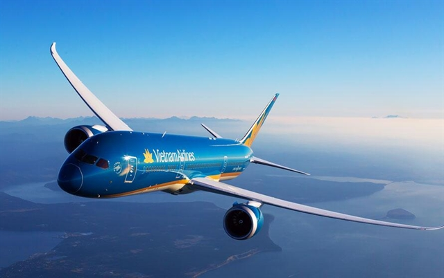 Vietnam Airlines aircraft damaged in Russian airport resulting in delayed flight
