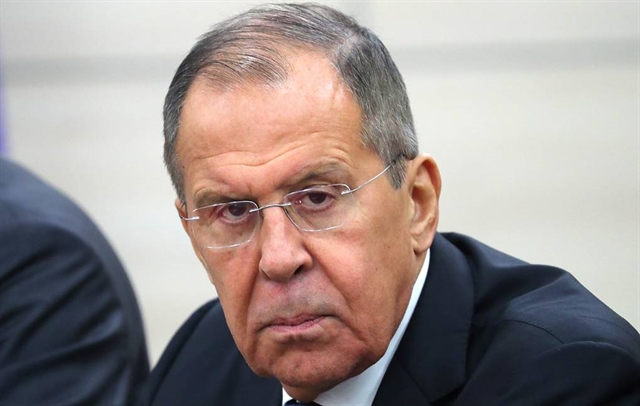 Lavrov inks co-operation agreements with African countries at Russia-Africa summit