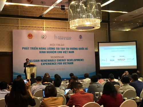 VN needs foreign aidto develop renewable energy