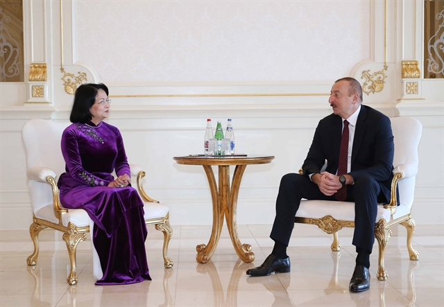 Azerbaijan looks to boost multifaceted cooperation with Việt Nam