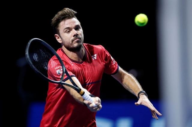 Wawrinka sets up 27th Federer clash in Basel