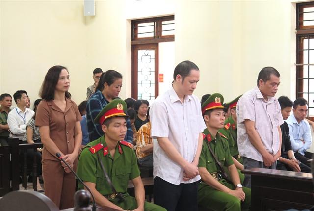 Five sentenced in Hà Giang school exam scandal