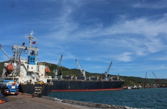 Chinese port wants to invest in logistics open a line to Vũng Áng port