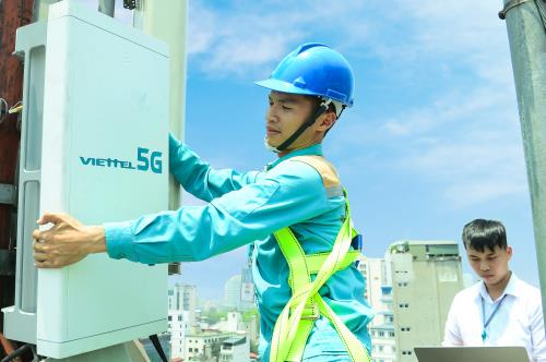 5G subscribers in Việt Nam to hit 6.3 million by 2025: Cisco