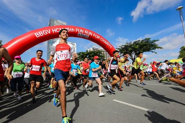 Charity Fun Run to get setin Hưng Yên
