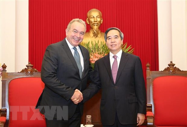 Việt Nam values relations with US: Party official
