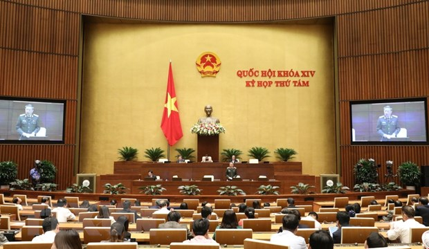 NA discusses amendments of immigration law