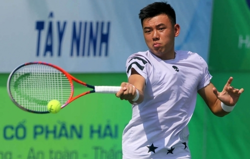 Nam enters second round of ITF World Tennis Tour