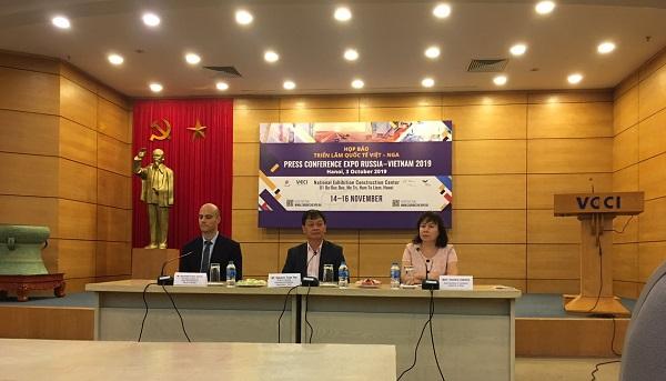 Expo aims to facilitate VN-Russia bilateral trade