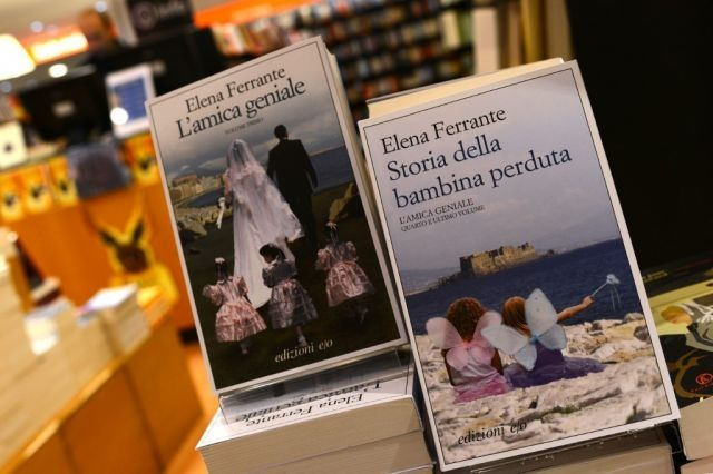 Enigmatic Italian author Ferrantes new novel out in English next year