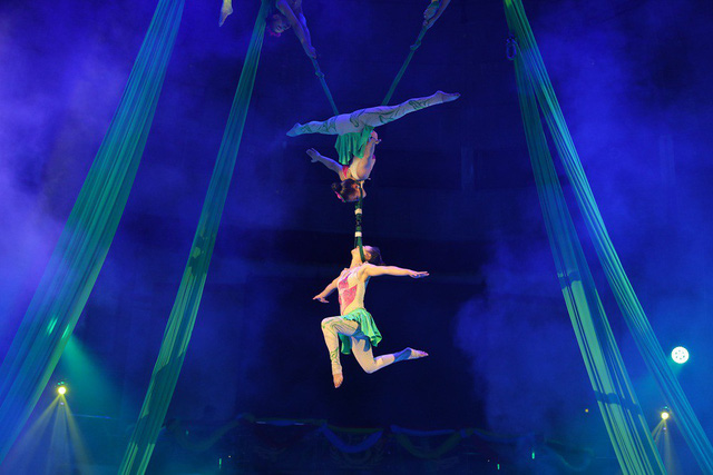 Circus artists to dazzle HCM City and Đà Nẵng