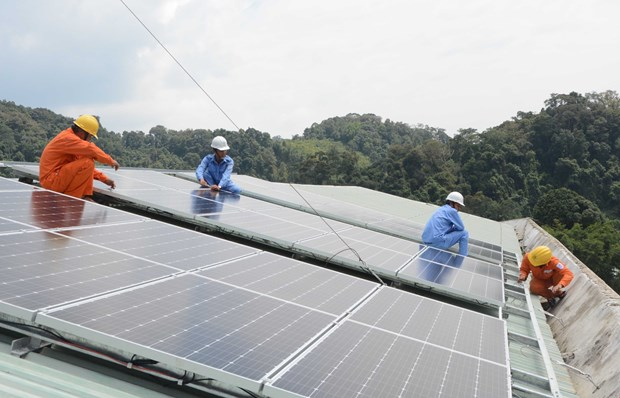 French Development Agency funds EVNs solar power project