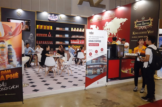 International coffee exhibition opens in HCM City