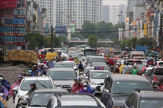 Việt Nam commits to environmentally sustainable transport