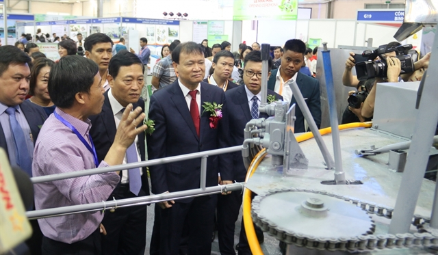 Vietnam Growtech provides technology solutions for agriculture forestry and aquaculture