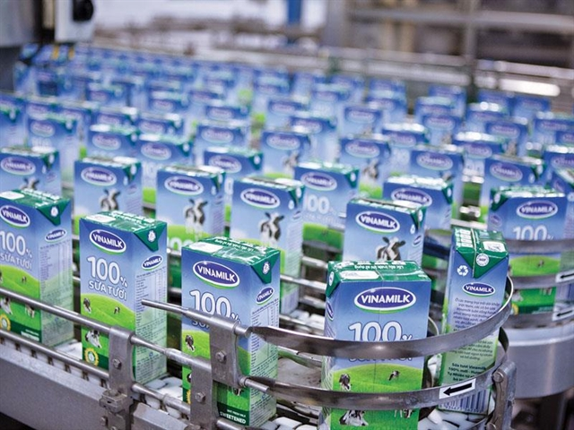 Vinamilk Q3 profit meets 80 per cent of yearly target