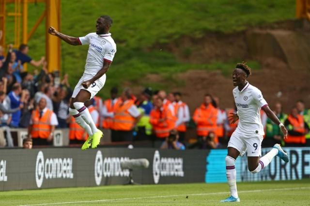 Chelsea duo Abraham Tomori earn England call-ups