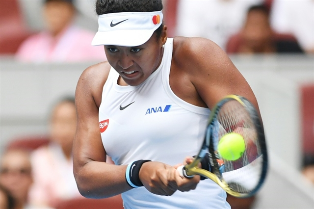 Osaka meets Andreescu in mouthwatering China Open quarter-final