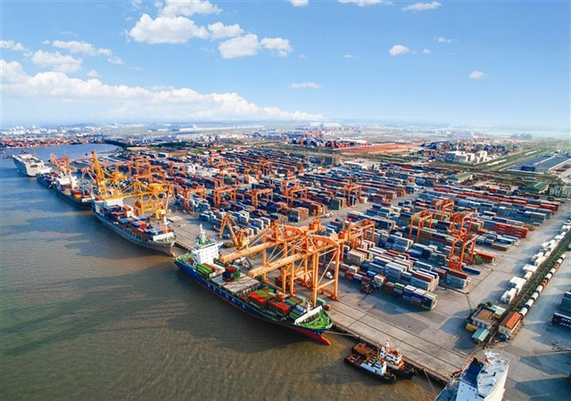 Two international container terminals to be built in Hải Phòng