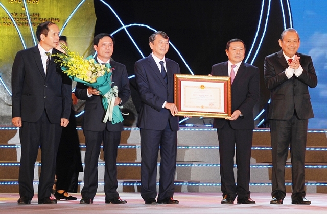 Cao Bằng celebrates 520th founding anniversary