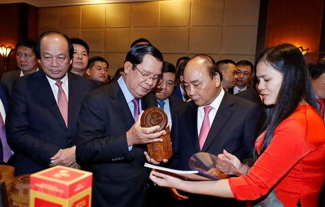 Việt Nam - Cambodia trade and investment promotion conference held