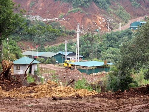 Mining firms fail to clean up